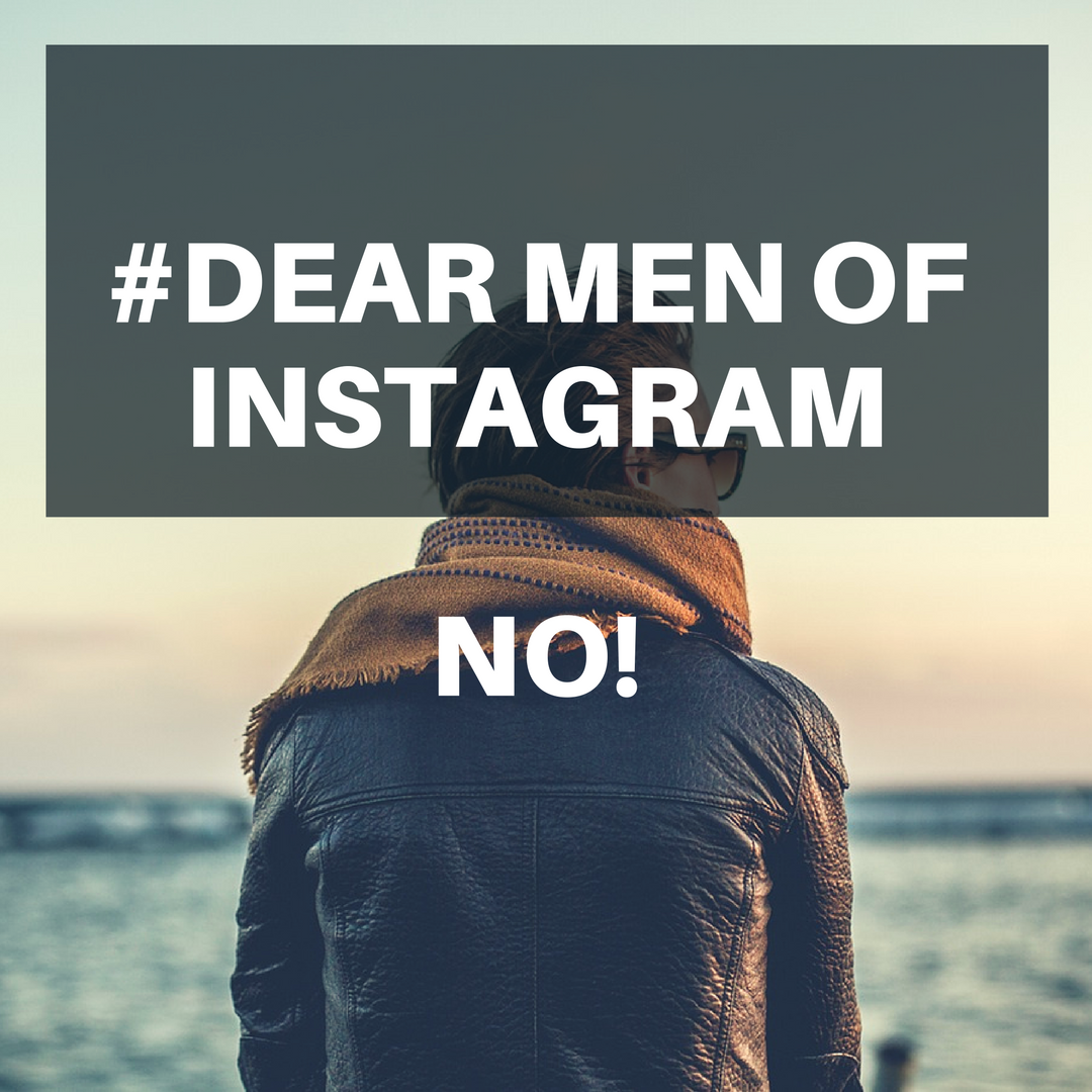 MEN OF INSTAGRAM